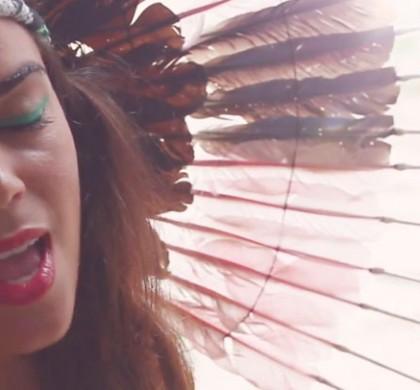 """""""Summertime"""", el videoclip adelanto de Sara Pi."""