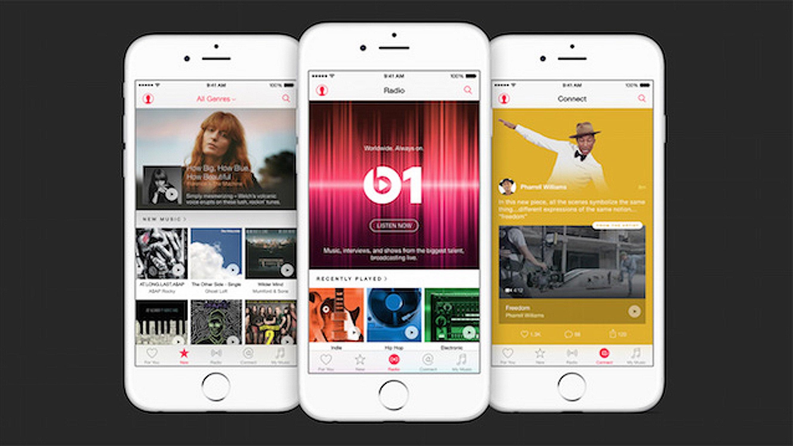 Apple Music Connect: consejos y primeros pasos para artistas (I)