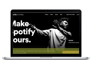 Claim Your Profile Spotify for Artists