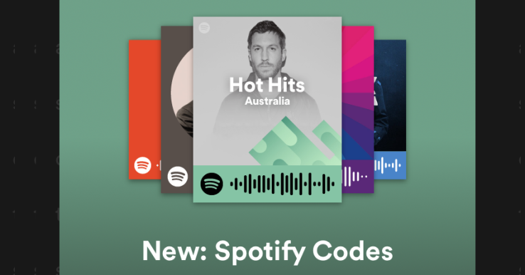 Spotify Codes en KZoo Music