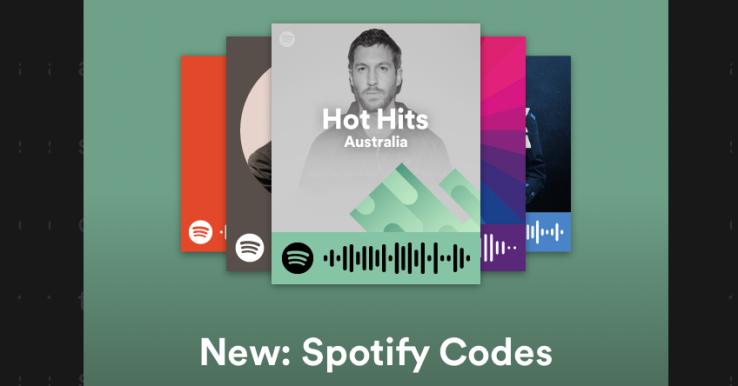 Spotify Codes en KZoo Music