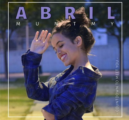 Abril Muntmy presenta 'Countdown to Meet You'