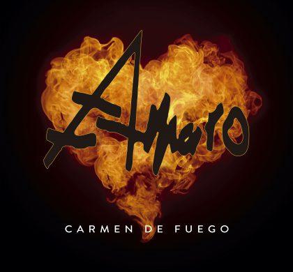 Amaro presenta su nuevo disco 'Carmen de Fuego'