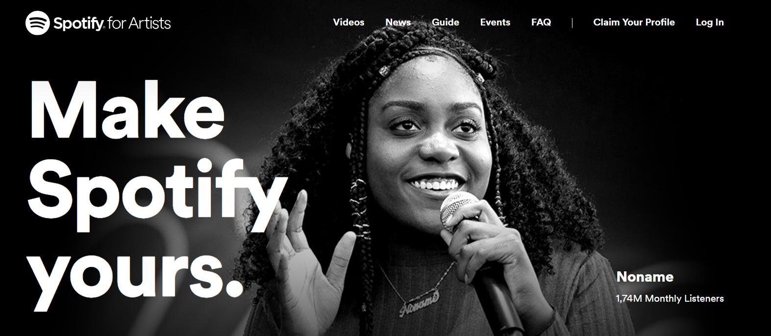 Spotify for Artists (III): Manage Team. Gestiona los miembros y administradores de tu perfil