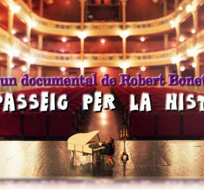 Robert Bonet: 'Un passeig per la Història'. 10 anys de Nova Simplicitat