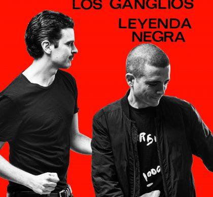 Vuelven Los Ganglios con su disco 'Leyenda Negra'