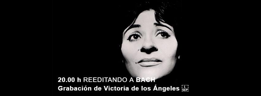 Victoria de los Ángeles Bachcelona