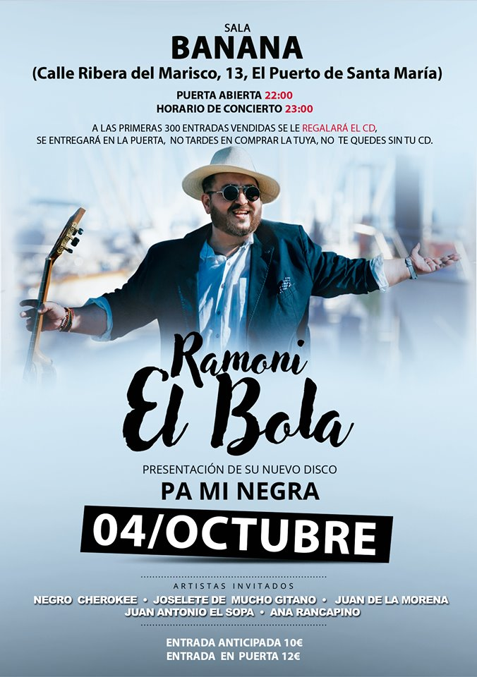 Ramoni El Bola Concierto